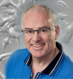 Ian Chambers Hooke Medal Winner 2020