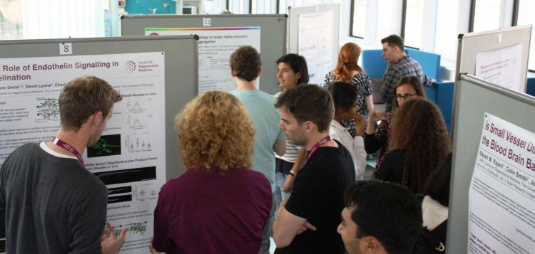 PhD training poster presentations