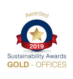 Sustainability award